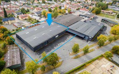 Lager/industri/verkstad, 3 042 m2, Arlagatan 4, Tollarp