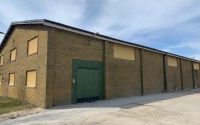Lagerlokal 410m² Företagshusvägen 1, Kävlinge