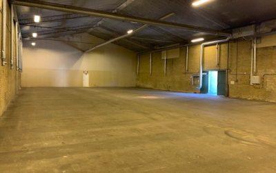 Lagerlokal 550m² Företagshusvägen 1, Kävlinge